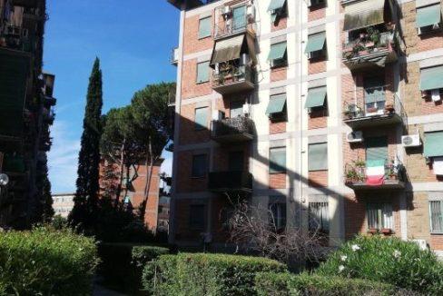 CINECITTA' via Contardo Ferrini