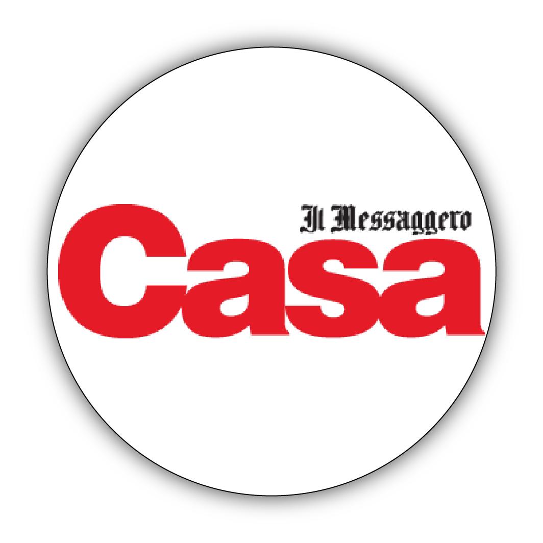 Logo messaggero casa